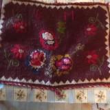 Carpeta (peretar) din lina zona Buzaului
