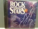 ROCK SUPER STARS - Various Artists vol 2 - cd/nou/sigilat (1995/VIRGIN/GERMANY), virgin records