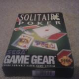Solitaire Poker - SEGA Game Gear