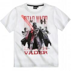 Tricou Star Wars alb