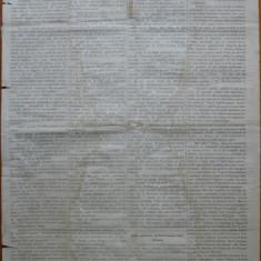 Ziarul Albina , nr. 46 , 1870 , Budapesta , in limba romana , Director V. Babes
