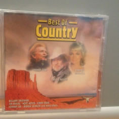 BEST OF COUNTRY - Various Artists - cd nou/sigilat (1999/International/Germany) - Muzica Country Altele