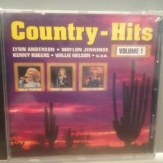 Country Hits - vol.1, 2, 3 - cd triplu nou/sigilat (1990/Intermedia/Germany) - Muzica Country Altele