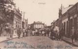 ODOBESTI  PIATA  FRIZERIA TRASURA  ANIMATA CIRCULATA  1918  K. U. K. FELDSPITAL, Printata