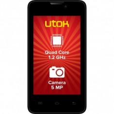 SMARTPHONE UTOK Q40 + FOLIE PROTECTIE - Telefon mobil Utok