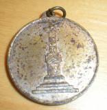 Jeton 10 lei Monumentul Eroilor Com Bucsani Jud Vlasca