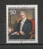 Berlin.1969 200 ani nastere A.von Humboldt:naturalist-Pictura  SB.751