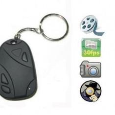 Breloc Masina / Brelog / Cheie Auto spion, Camera Foto Spy, DVR Video - Camera spion