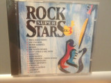 ROCK SUPER STARS - Various Artists vol 3 - cd/nou/sigilat (1995/VIRGIN/GERMANY), virgin records