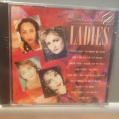 SENTIMENTAL LADIES - Various Artist - cd /nou/sigilat (1993/SONY REC/GERMANY) - Muzica Pop Columbia