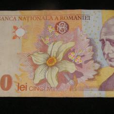 5000 lei 1998(38)