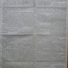 Ziarul Albina , nr. 47 , 1870 , Budapesta , in limba romana , Director V. Babes