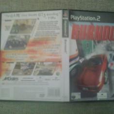Burnout - Joc PS2 - Jocuri PS2, Curse auto-moto, 3+