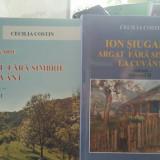 ION SIUGARIU ARGAT FĂRĂ SIMBRIE LA CUVÂNT CECILIA COSTIN 2VOL MISCAREA LEGIONARA - Istorie
