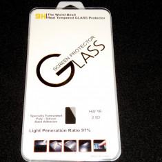 Folie de Sticla Protectie ecran Tempered Glass Huawei Y6 - Folie de protectie