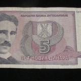 Iugoslavia 5 dinari (40)
