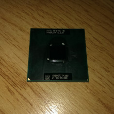 Procesor Intel Dual-Core T4300 2.1 Ghz 1M - Procesor laptop Intel, Intel Pentium Dual Core, 2000-2500 Mhz, Numar nuclee: 2, Socket: 478