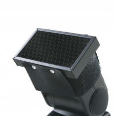 Grid Honeycomb universal 8x4.5cm pentru blitzuri speedlite