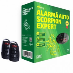 Alarma auto RoGroup Scorpion
