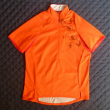 Tricou ciclism dame Protective, model floral; marime 40, vezi dimensiuni; ca nou