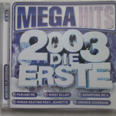 various - Mega Hits 2003      dublu CD,compilatie,Germania