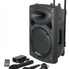 BOXA PORTABILA 10 inch/25CM 500W 12/230V USB/MP3 - Mixere DJ