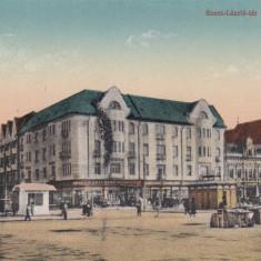 ORADEA, PIATA UNIRII - Carte Postala Crisana dupa 1918, Necirculata, Printata