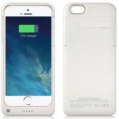 Carcasa cu baterie externa 4000mAh pentru iPhone 6