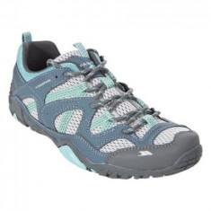 Pantofi de vara pentru femei Trespass Foile Steel (FAFOTNL10003) - Adidasi dama Trespass, Culoare: Albastru, Marime: 36, 39, 40, 41