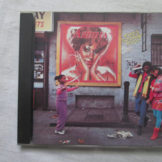 Aretha Franklin ‎– Who's Zoomin' Who? CD, album, Germania synth-pop - Muzica R&B arista