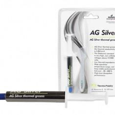 Pasta siliconica argintata Silver 3 gr