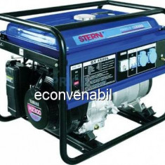 Generator Stern GY4500L 4.5KVA - Generator curent