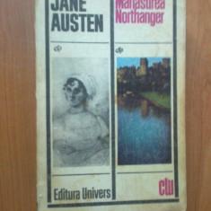 E2 Manastirea Northanger - Jane Austen