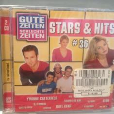 STARS & HITS #36 - Various Artists - 2cd set -nou/sigilat (2003/SONY/GERMANY) - Muzica Dance sony music