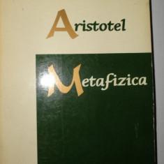 METAFIZICA AN 1996/614PAGINI= ARISTOTEL