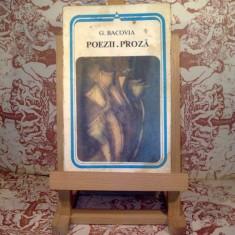 """G. Bacovia - Poezii. Proza """"7697"""""""