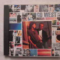 Go West – Indian Summer CD, album, SUA - Muzica Rock emi records