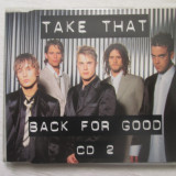 Take That – Back For Good     CD(maxi-single)   UK