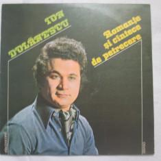 Ion Dolănescu – Romanțe Și Cîntece De Petrecere   vinyl,Lp,Romania, VINIL, electrecord