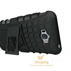 Husa Asus Zenfone Max ZC550KL hard duty armor hybrid shockproof 2016 - Husa Telefon Asus, Alcatel One Touch Idol X