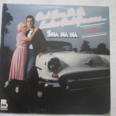 Sha Na Na ‎– And Here It Is, Ladies And Greasers... vinyl, LP, album, Germania - Muzica Rock & Roll Altele, VINIL