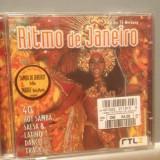 RITMO DE JANEIRO -Various Artists -2cd set/stare: FB/Original(1997/SONY/GERMANY)