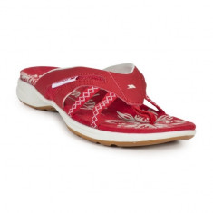Sandale pentru femei Trespass Crux (FAFOBEL10005) - Papuci dama Trespass, Culoare: Rosu, Marime: 36, 40, 41