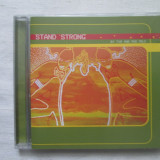 TVS and Ras Milo ‎– Stand Strong    CD,album,Germania