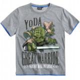 Tricou Star Wars gri deschis
