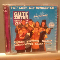 VOLL COOL 14 - Various Artists - 2cd set/ stare : B/Original (1998/EDEL/GERMANY) - Muzica Dance universal records