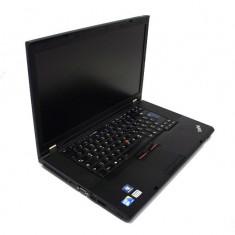 Laptop Lenovo ThinkPad T510 Intel Core i5 M520 2.40GHz, 4GB DDR3, HDD 320GB, DVD-RW, 15.6 inch, Wi-Fi, Bluetooth, Card Reader, 15-15.9 inch