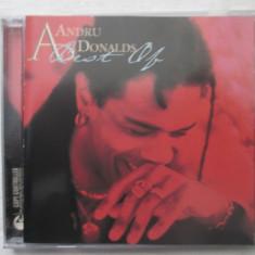 Andru Donalds – Best Of CD, compilatie, Germania - Muzica Pop virgin records