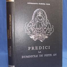 ARHIMANDRIT CLEOPA ILIE - PREDICI LA DUMINICILE DE PESTE AN - 1996 - Carti Predici