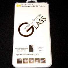 Folie de Sticla Protectie ecran Tempered Glass HTC ONE M7